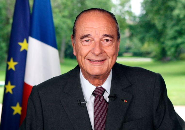 Jacques Chirac werd 86 jaar oud.