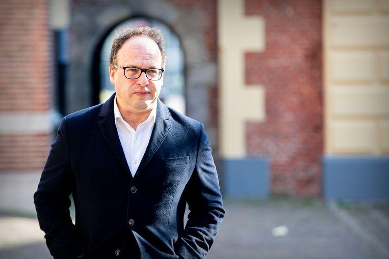 Let op de zachte toon van minister Koolmees van Sociale Zaken tegen de KLM. Beeld BSR/Patrick van Katwijk
