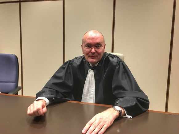 Politierechter Peter Vandamme legde 21 alcoholsloten op.