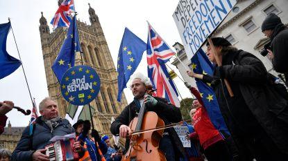 """Britse premier May waarschuwt: brexit wegstemmen of uitstellen """"zou catastrofe zijn"""""""