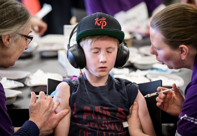 Plan verplichte vaccinatie Nederland december 2019 gepresenteerd