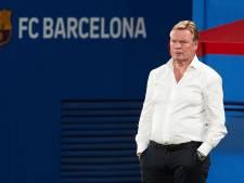 Ronald Koeman ne peut pas encore s'asseoir sur le banc du Barça en Liga