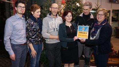 Garage VDS schenkt 1.500 euro aan Grensloos