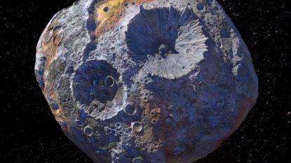 Planetoïde 16 Psyche kan iedere aardbewoner schatrijk maken