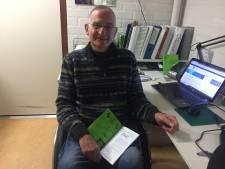 Vrijwilliger Daan Broeze maakt zich al jaren sterk voor gehandicapten in Hengelo