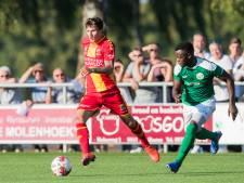 Zweed Edqvist op huurbasis naar GA Eagles