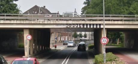 Werkzaamheden aan viaduct Taalstraat Vught; oprit Vught-noord naar N65 dicht