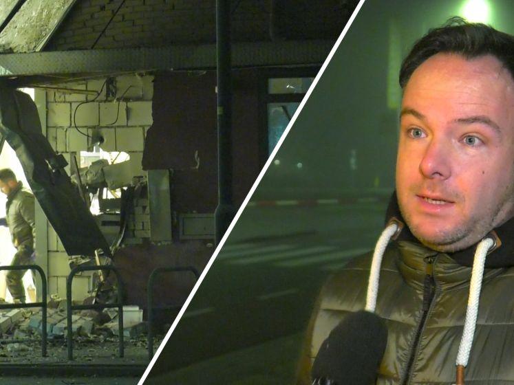 Plofkraak schrikt Westervoort op: 'Ik hoorde twee enorme knallen'