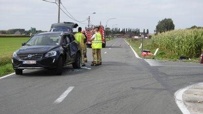 Motard en passagier komen om bij zwaar verkeersongeval