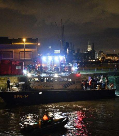 Lichaam van vermiste Max Meijer (23) uit water gehaald in Antwerpen