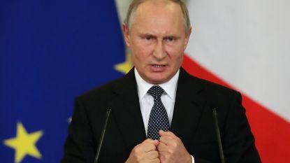 """Poetin: """"Opzeggen kernwapenverdrag heeft gevolgen voor Europa"""""""
