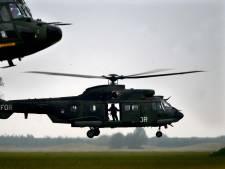 Militaire helikopter mag patiënten van Radboudumc vervoeren