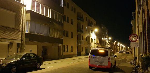 Het incident gebeurde zaterdagavond in een woning in de Pastoor De Meerleerstraat