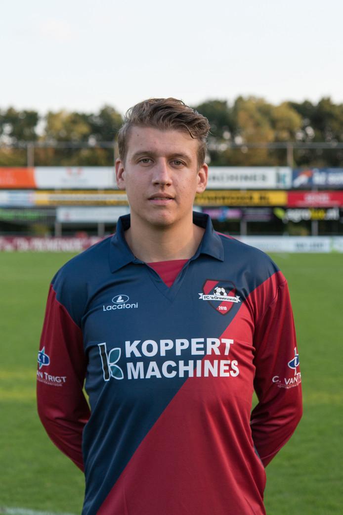 Yuri Westhoff FC 's-Gravenzande