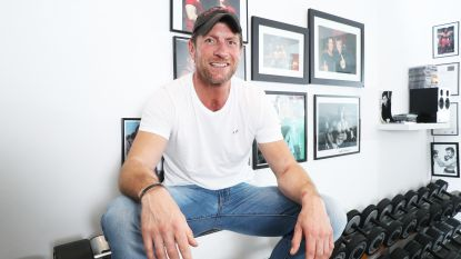 """Vlaanderens bekendste stuntman Olivier Bisback werkt aan biografie: """"Ik wilde schrijver worden"""""""