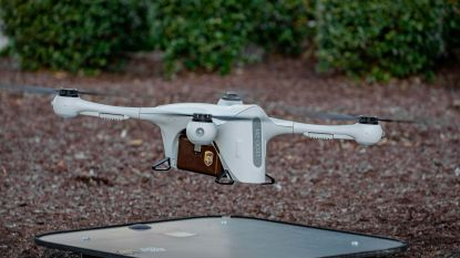 UPS mag voortaan commerciële drones inzetten voor levering in VS