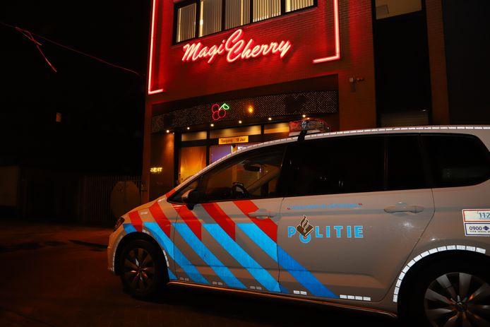 Het overvallen gokpaleis in Veenendaal.