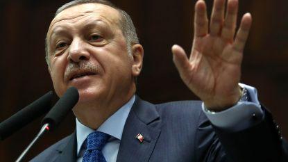 Erdogan legt Russische eis om Afrin terug te geven aan Damascus naast zich neer