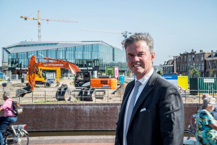 Bart Smals verlaat de politiek van Delft