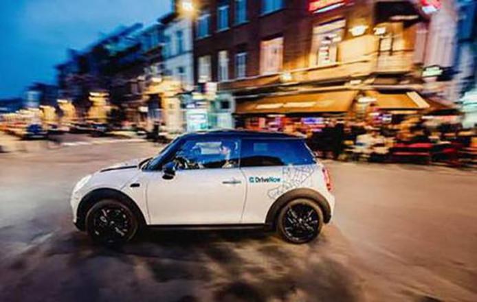 La voiture partagée connait un succès grandissant à Bruxelles.
