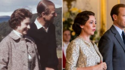 IN BEELD. Perfecte Netflix-casting: nieuwe acteurs van 'The Crown' lijken sprekend op de echte royals
