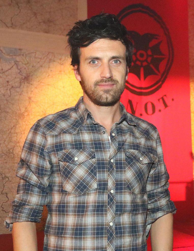 Producent Emanuel Vanderjeugd.