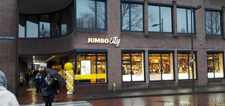 Stadssupermarkt en La Place ineen: Jumbo City in de Visstraat geopend