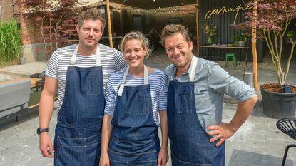 Tv-kok Jeroen De Pauw opent apero-foodbar