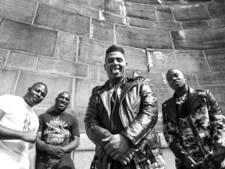 Rappers SFB vieren vrijlating met concert in Rotterdam