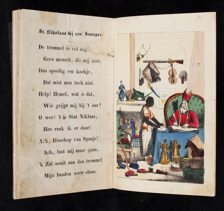 Rijksmuseum toont \'geboorte van Zwarte Piet\' in prenten en boeken ...