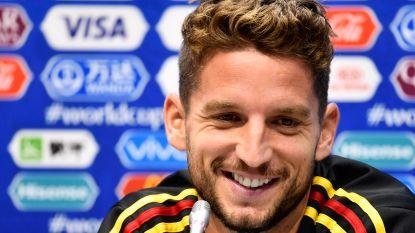 """Dries Mertens: """"Toen ik nog in Nederland speelde, zei ik: 'Wacht maar tot binnen vijf jaar.' Iedereen moest lachen…"""""""