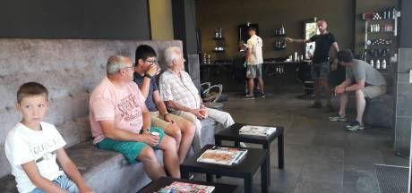 Barbershop in Bredase Kesteren weer open na nachtelijke kogelregen