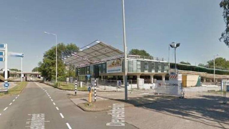 Parkeergarage Develstein Beeld Google streetview