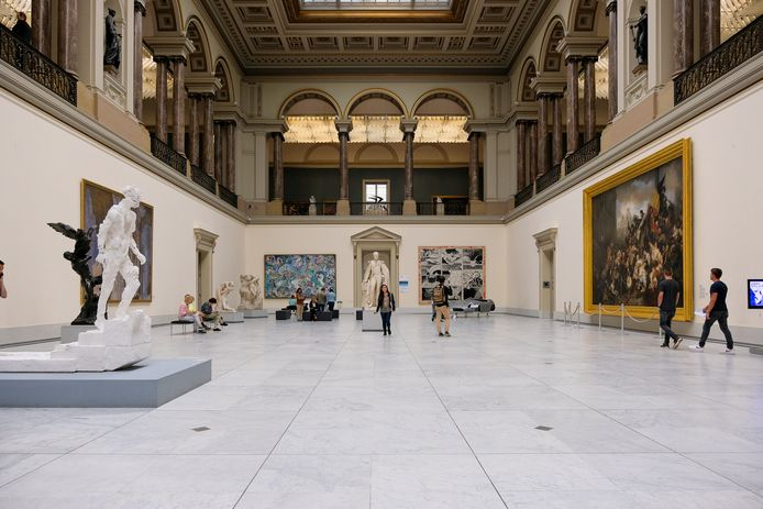 (Beeld ter illustratie) Het Koninklijk Museum voor Schone Kunsten van België (KMSKB).
