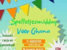 Spelletjesmiddag Udenhout voor het goede doel: leraren opleiden in Ghana