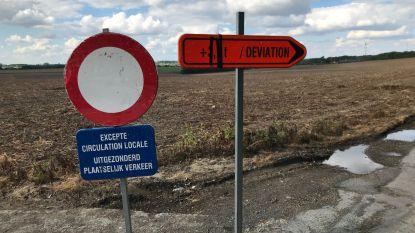 N-VA wil aannemers die Franstalige omleidingsborden zetten beboeten