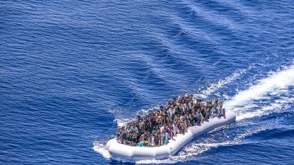 Geen 400 maar 70-tal migranten aangekomen op Siciliaans strand