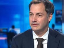 """Alexander De Croo: """"La situation est pire que le 18 mars où on avait décidé le confinement"""""""