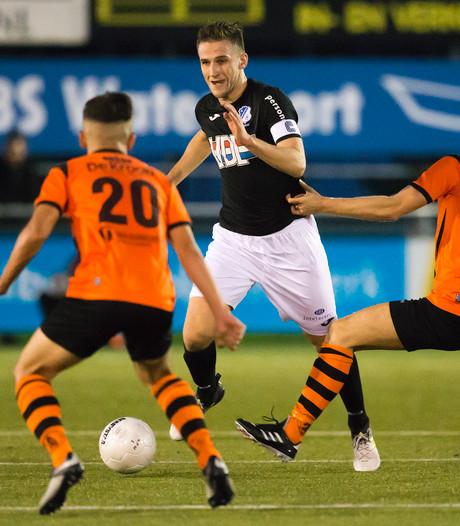 Benauwde zege FC Eindhoven op hoofdklasser
