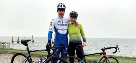 Fabio Jakobsen remonte sur le vélo