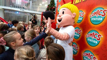 400 kinderen op avontuur met Schanulleke