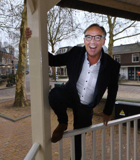 John van Wijngaarden: 'Overantwoord in oktober de Cultuurnacht in Houten door te laten gaan'