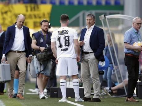 'Ik kom uit Breda en heb binding met de club. Ik wil zeker wel blijven bij NAC'