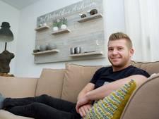 Fysio en speler Jordi Braam: 'Ik voetbal niet op kunstgras'