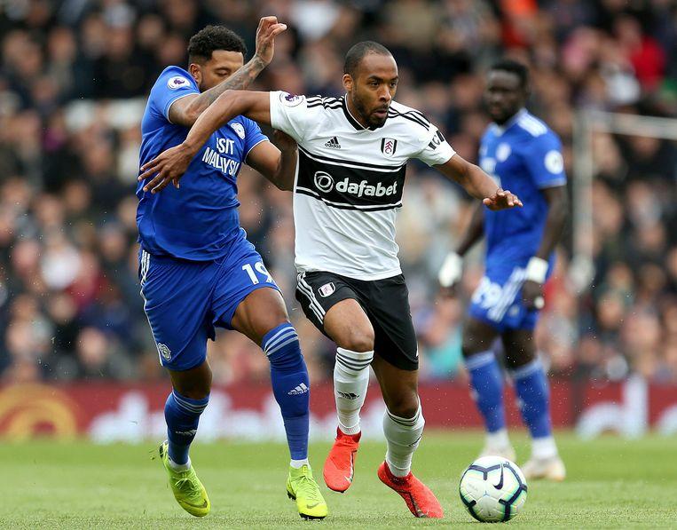 Denis Odoi stapte in 2016 over van Lokeren naar Fulham.