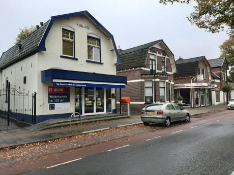 Die blauwe luifel aan de Koninginnelaan in Apeldoorn gaat weg, maar dan?