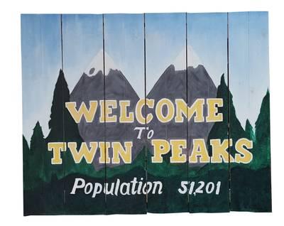 Single en festival vanwege terugkeer cultserie Twin Peaks