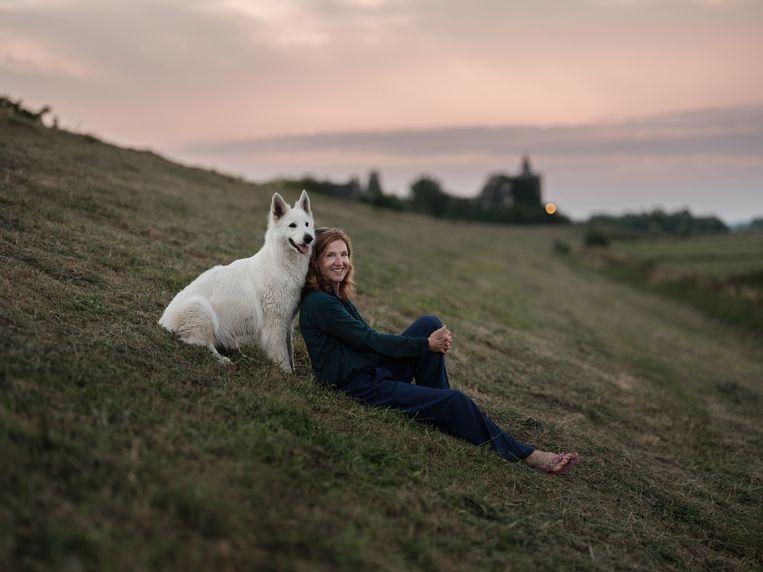 Elsie de Brauw: 'Er hoeft maar één iemand te zijn, liefst in je lagereschooltijd, die je creatieve luikje aanraakt waardoor je de wereld en jezelf vanuit een ander perspectief kunt waarnemen.' Beeld Frank Ruiter