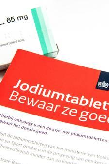 Jodiumpillen voor 107.000 kinderen in Gelderland