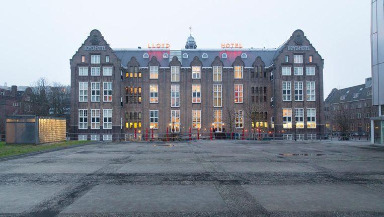 Lloyd Hotel Beeld Elmer van der Marel